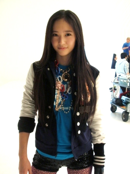 World Artist Krystal Jung